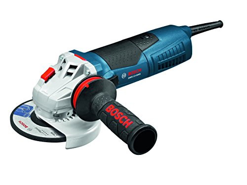 Bosch GWS13-50VS High-Performance Angle Grinder, 5'