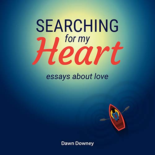 Searching for My Heart audiobook cover art