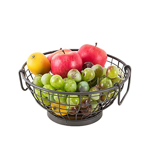 No brand Fruit Bowl Multifunzione Snack Cestino di...
