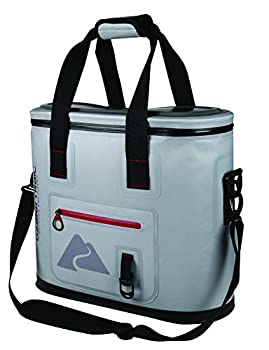 Ozark Trail 30 Can Leak-Tight Cooler with Heat Welded Body Gray