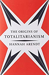 The Origins of Totalitarianism Book Cover