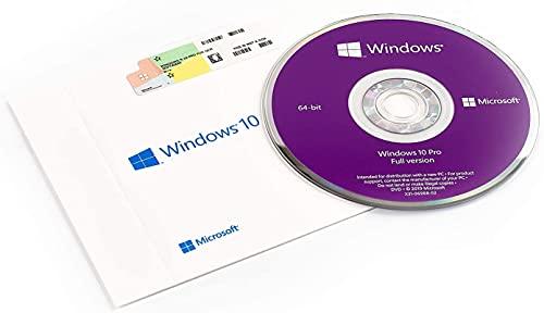 Windоws 10 Pro OEM DVD | 64 bit | Professional | 2021 Update | Lifetime