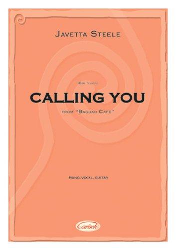 Calling You (Bagdad Café) (Sheet)