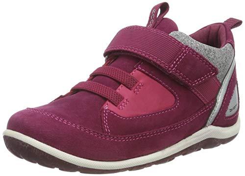 ECCO Baby Mädchen Biom Mini Sneaker, Pink (Red Plum 1293), 25 EU