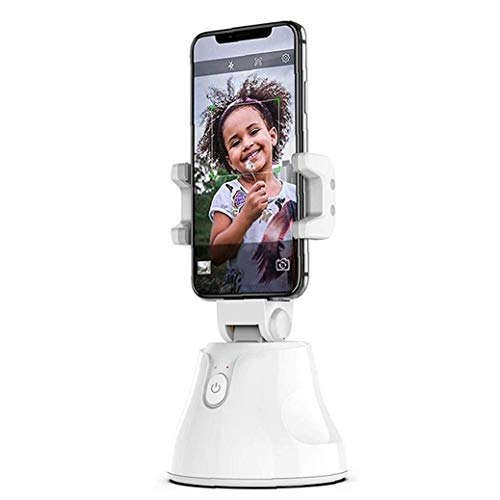 Apai Genie 360, intelligente rotante Face Tracking e Shooting Head, in tempo reale Videocamera registrazione capo selfie Stick