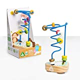 Early Learning Centre Wooden Highchair Toy, Fine Motor Skills, Problem Solving, Toys for Ages 18-36 Months, Amazon Exclusive