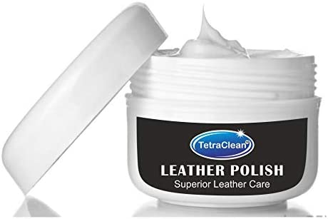 TetraClean Multicolor Patent Leather, Leather, Nubuck, Synthetic Leather Shoe Polish (250 gms)