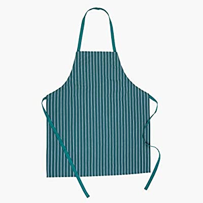 Amazon - Save 50%: HARORBAY Adjustable Cotton Apron for Women Men, Kitchen Cooking Apr…