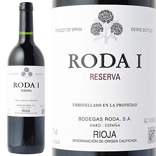 Bodegas Roda I Reserva Tempranillo 2015 Rioja Rotwein trocken (1 x 0.75 l)