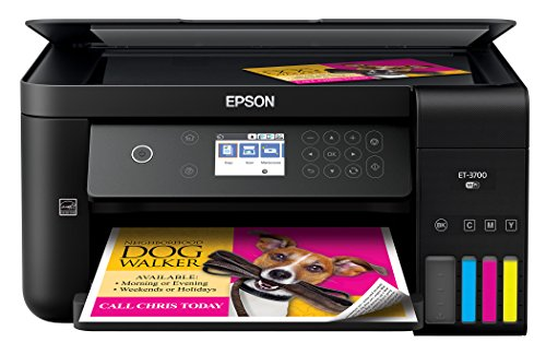 Epson Expression ET-3700 EcoTank Wireless Farbe ...