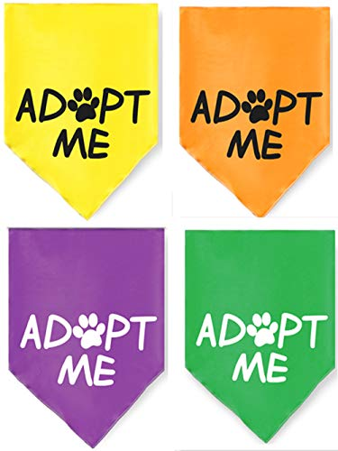 Dog Adoption Vests