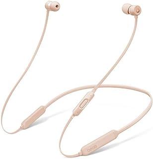 BeatsX Wireless Earphones - Apple W1 Headphone Chip, Class 1 Bluetooth, 8 Hours Of Listening Time - Matte Gold