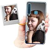 Coverpersonalizzate.it Coque Personnalisable pour Samsung Galaxy A9 2018 avec ta Photo, Image ou...