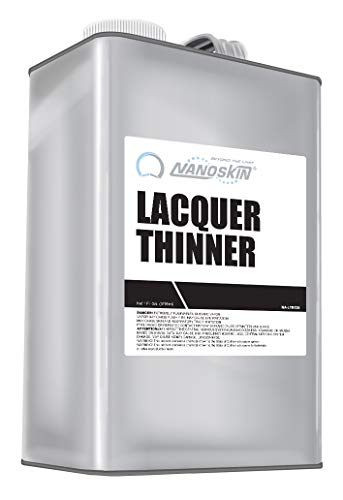 LACQUER THINNER [NA-LTR128], 1 Gallons