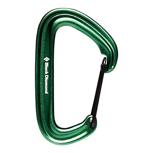 Litewire Carabiner - Black Diamond, Groesse-BD:One Size, Farbe-BD:Green