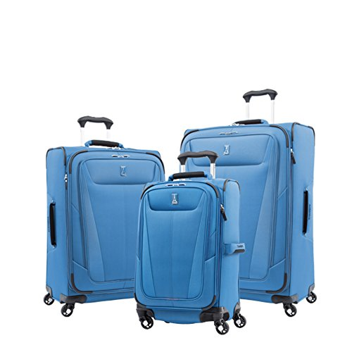 Travelpro Maxlite 5 Set of 21'|25'|29' Spinners Azure Blue