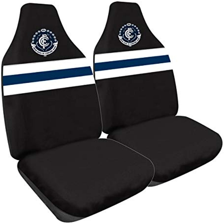 Carlton blueees Car Seat Covers