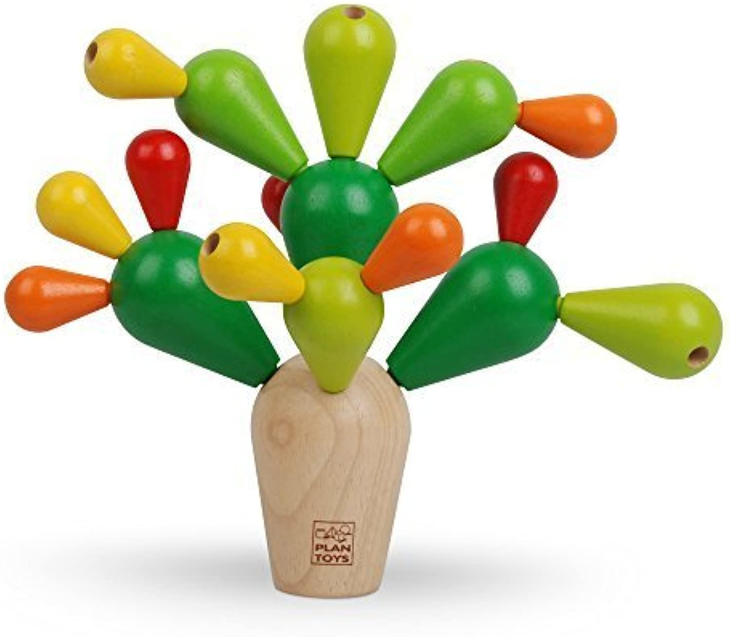 Plan Toys Plan Toy Balancing Cactus by PlanToys