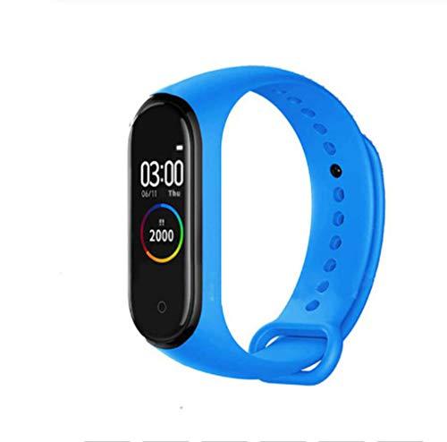 Smart Watch,Reloj Deportivo,Pulsera de Actividad,rastreador de actividad,monitor de sueño,contador de calorías,reloj despertador silencioso,monitor de frecuencia cardíaca,para mujeres y hombres,rojo