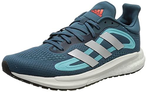 adidas Solar Glide 4 M, Zapatillas de Running Hombre, INDORB/Plamet/AGUPUL, 43 1/3 EU