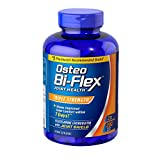 Osteo Bi-Flex Triple Strength Tablets, White, 200 Count (Pack of 2)