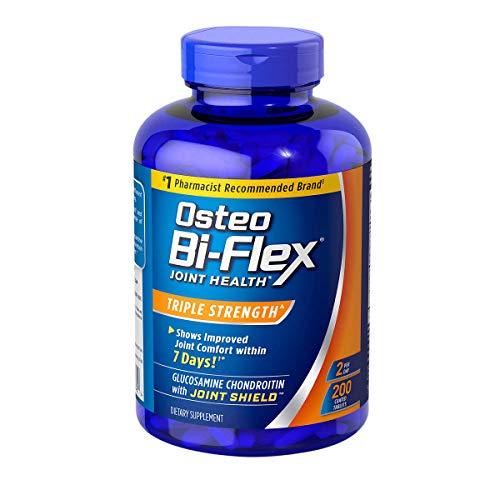Osteo Bi-Flex triple strength 200 ct (pack of 2) (Osteo Bi Flex Triple Strength With 5 Loxin)