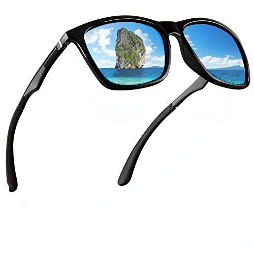Perfectmiaoxuan Gafas sol hombre mujer polarizadas/Ciclismo