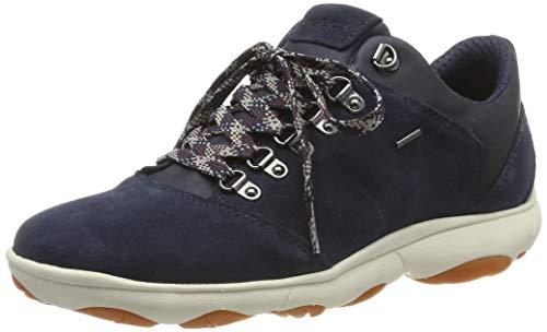 Geox Damen D Nebula 4 X 4 B ABX B Sneaker, Blau (Navy C4002), 38 EU