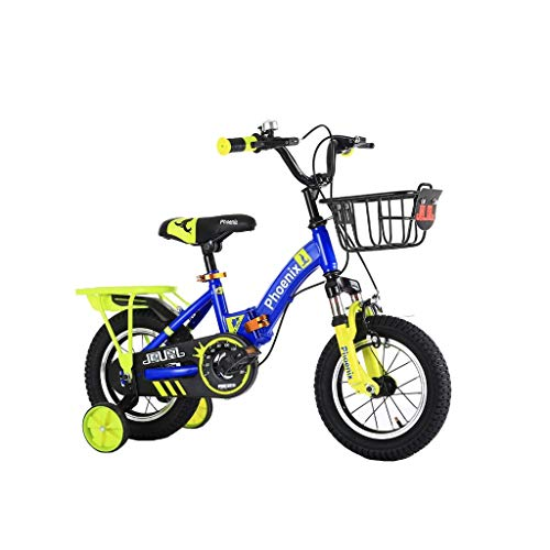 Best Deals! Kids Bicycle Folding Stroller Safety Kid Bikes Multifunction 2/3/4/6/7/9 Years Old Soft ...