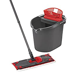 O-Cedar Ultra Max Microfiber Flat Mop & Bucket Kit Review