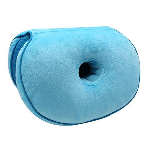 yueyang Dual Comfort Seat Cushion Lift Hips Up Folding Pain Relief Posture Corrector Pad