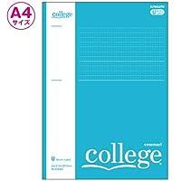 キョクトウ College プラスメモリU罫・A4 CAPA44U 10冊セット