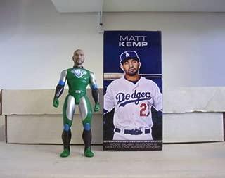 Figurine Matt Kemp Super Hero 2010 LA Dodgers SGA Los Angeles Dodgers Bobblehead