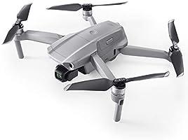 DJI Mavic Air 2, Dron Quadcopter (UAV z Kamerą 48MP, Wideo 4K, Matryca CMOS 1/2 Cala, 3-Osiowy Gimbal, 34 min lotu,...