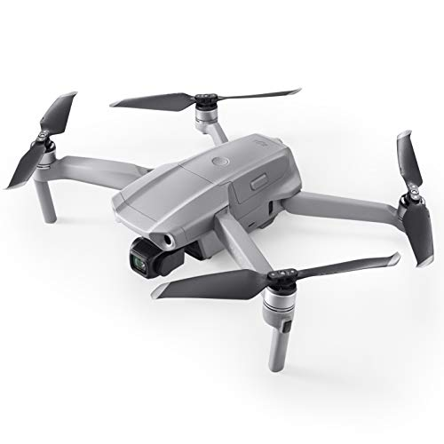 DJI Mavic Air 2 Drone Quadcopter UAV con Cámara de 48MP 4K Video 1/2 Pulgadas CMOS Sensor de Cardán de 3 Ejes, Sin Tarjeta, Sin Care Refresh, Tiempo de Vuelo 34 min, ActiveTrack 3.0, Color Gris