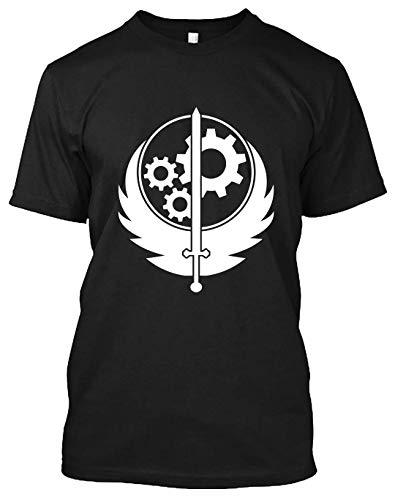 Brotherhood of Steel Logo Shirt, Unisex for Men Women