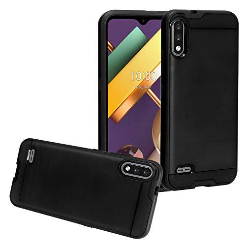 CELZEN - for LG K22, K32, K22+ Plus (LM-K200) - Brushed Style Phone...