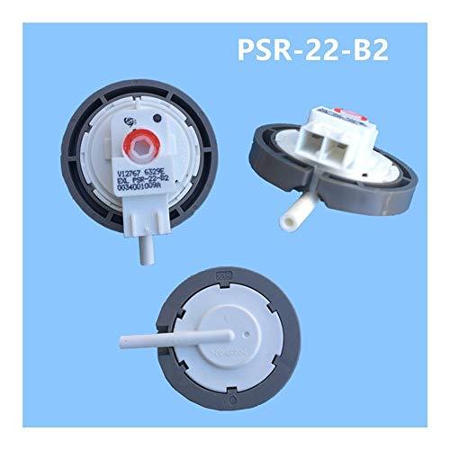 MAXIAOQIN MXQIN Wasserspiegel-Sensor Ersatz PSR-22-B2 V12767 Wasserstandsregler Schalter for Waschmaschine Ersatzteile Zubehör