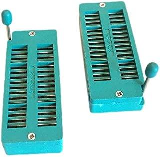 2pcs 32 Pin 2.54mm ZIF Zip IC Test DIP Board Socket Universal 232-3345