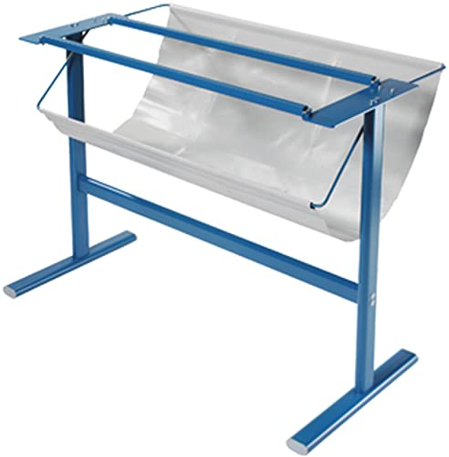 Dahle 796 trimmer stand w/paper catch, ensures optimal height, german...