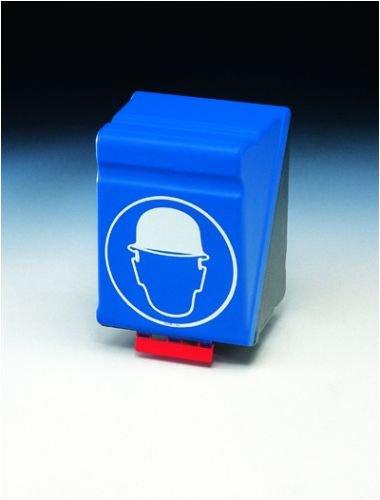 1630. Aufbewahrungssysteme für PSA Box für Schutzbrillen, Midi transparent für 4 Stück Größe 23,60 cm x 22,50 cm x 12,50 cm