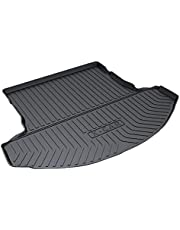 X-CAR Heavy Duty Waterproof Cargo Rubber Mat Boot Liner Compatible with Mazda CX-9 CX9 2016 2017 2018 2019 2020