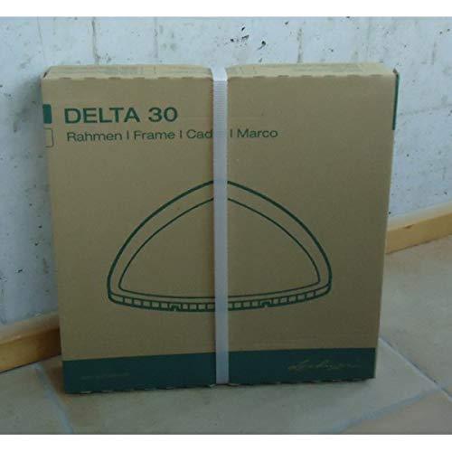 Rahmen für Delta 30 schwarz 19759