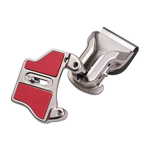 Andoer Kamera Gürtel Spider Plate Aluminiumlegierung Berg Taste Taille Button Buckle Schnalle Aufhänger für DSLR Kamera Bund-Gurt Schlaufenhalterung