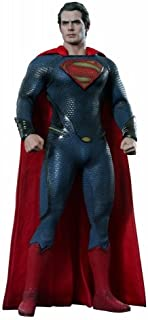 man of steel superman hot toys