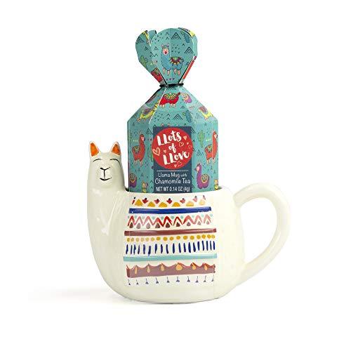 The Llama Mug 'Lots of Love'