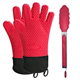 Grip Oven Mitts