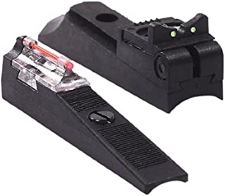 Traditions Performance Firearms Muzzleloader Fiber Optic Sights - in-Line, Round Barrel