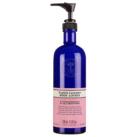 Neal's Yard New English Lavender Body Lotion, 200ml Nourishes and relaxes body and mind. by Neal's Yard