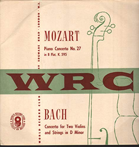 Mozart - Piano Concerto / Karelia Suite